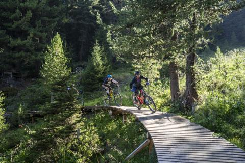 Great Trails_Nauders ©Tirol Werbung / Neusser Peter