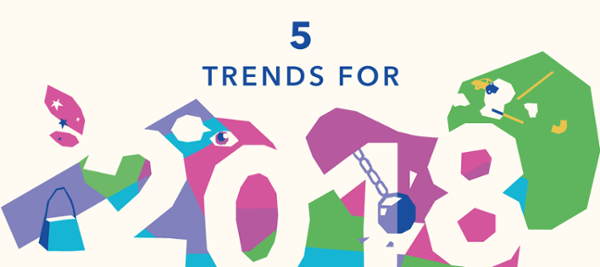 5 Trends for 2018