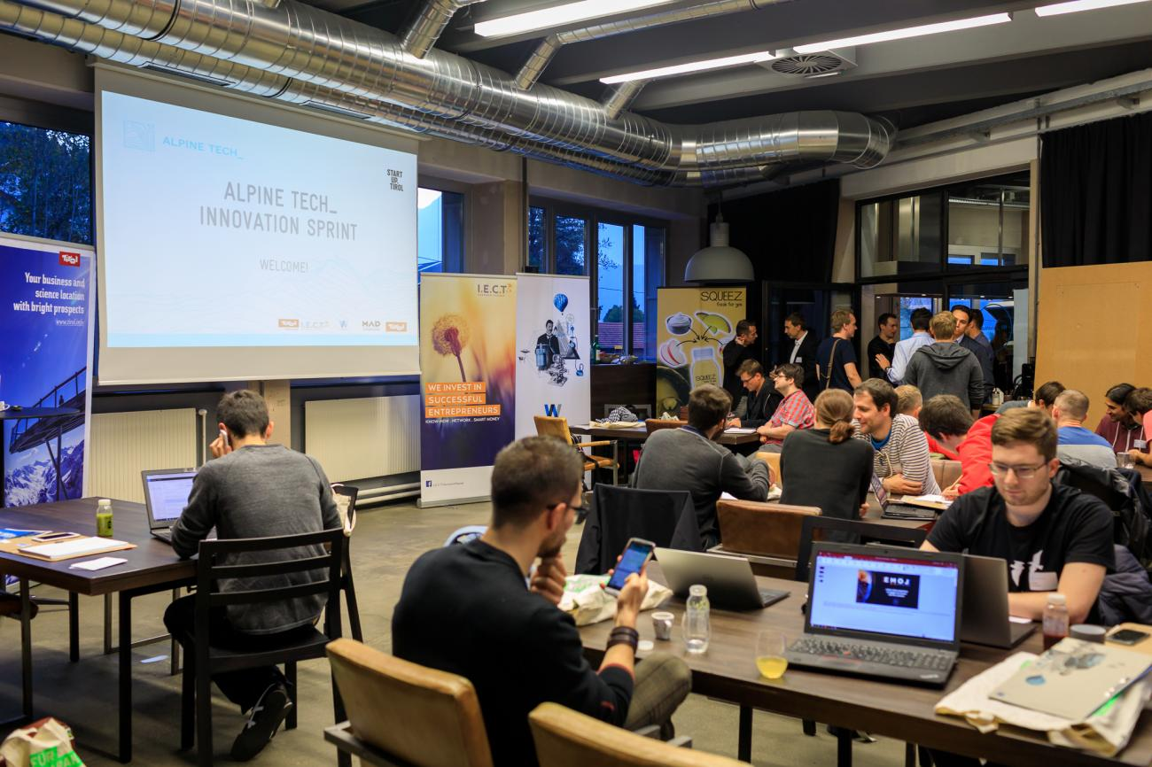 Alpine Tech Innovation Sprint