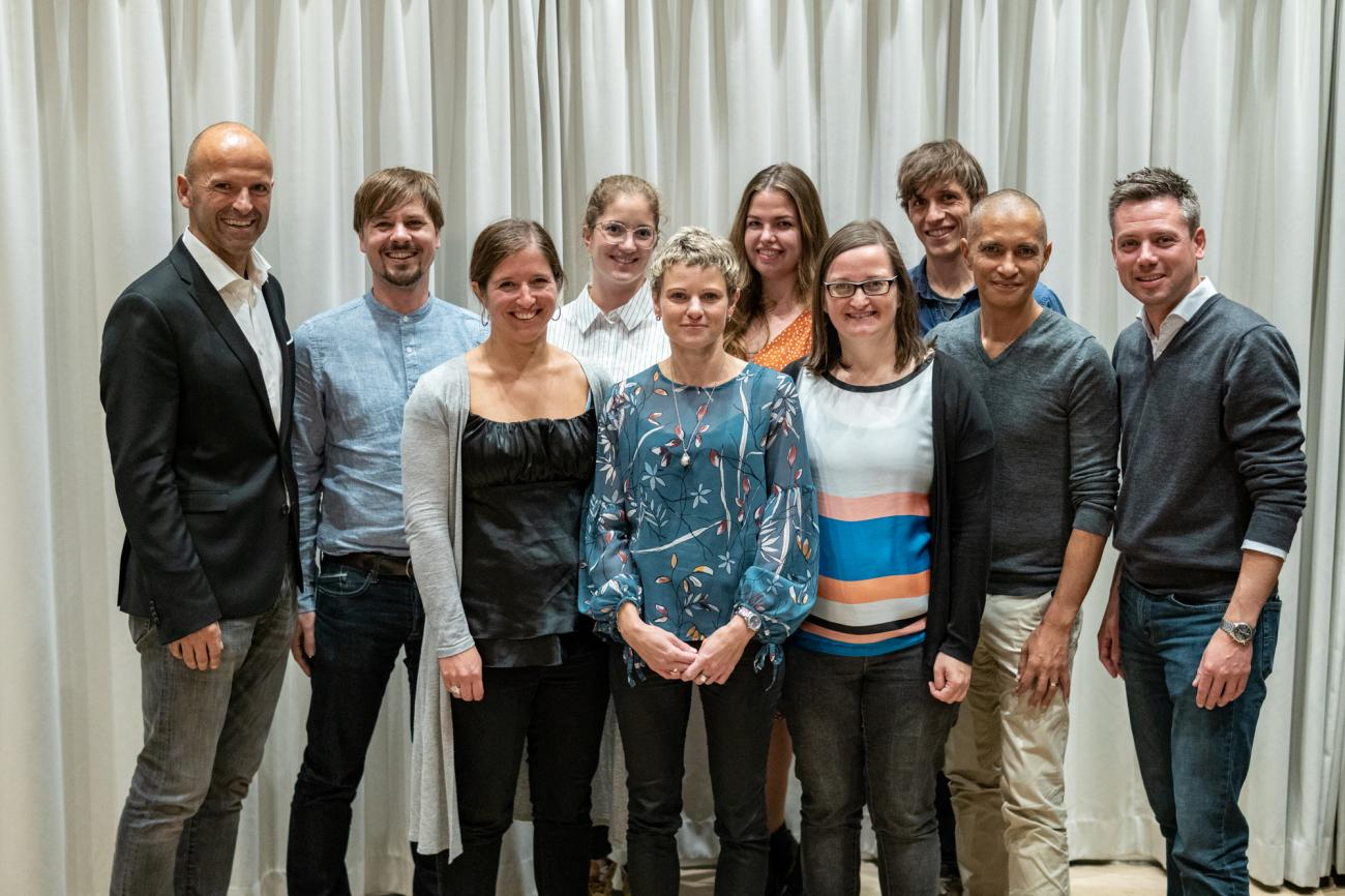 TTR Team 10 Jahresfeier Tirol Tourism Research