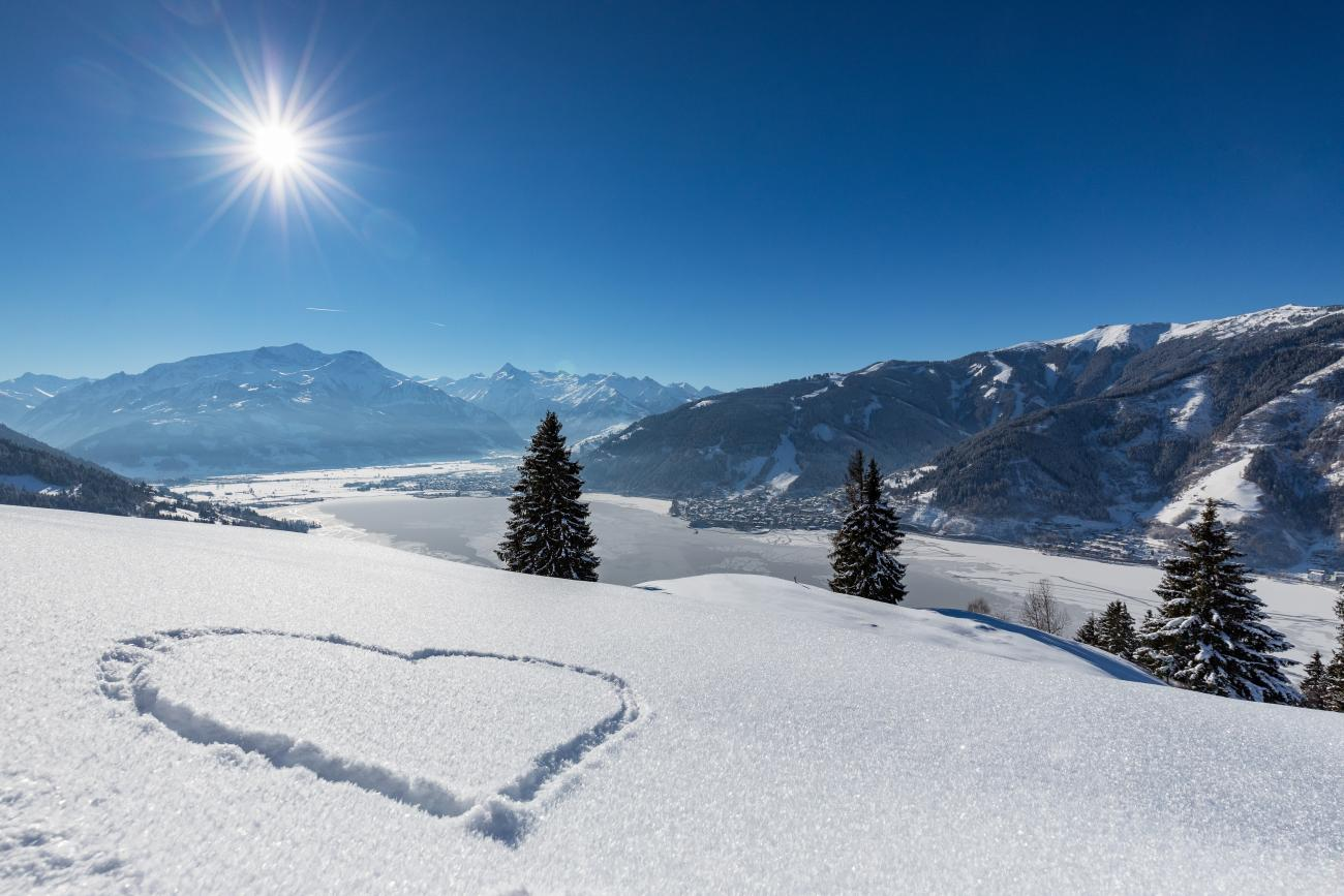 MCI Tourismus Destinationspartner Zell am See-Kaprun Gletscher Berg See