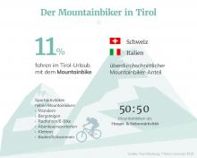 Infografik Mountainbike